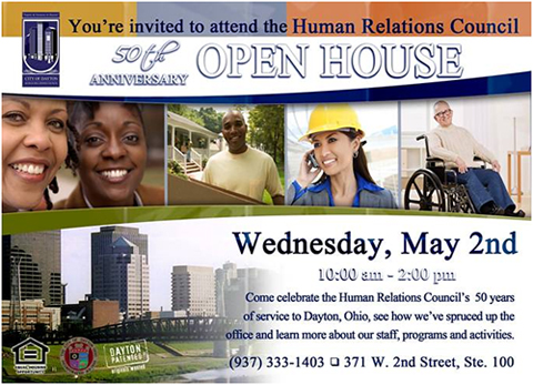 Human Relations Council Open House