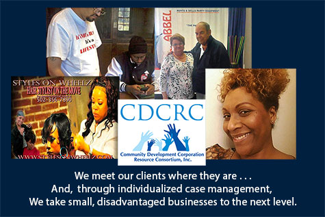 CDCRC - Small Business Clients - Case Management