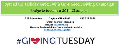 CDCRC - Become A Champion Pledge Form