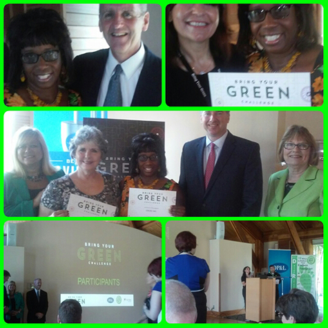 CDCRC - Bring Your Green Challenge